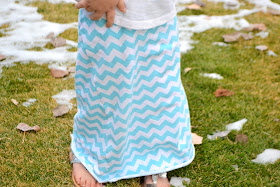 Patchwork Maxi Skirt Tutorial for Women and Girls