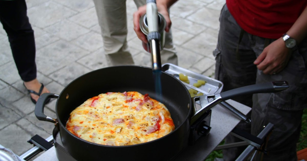 民以食為天,露營你都吃些什麼呢?