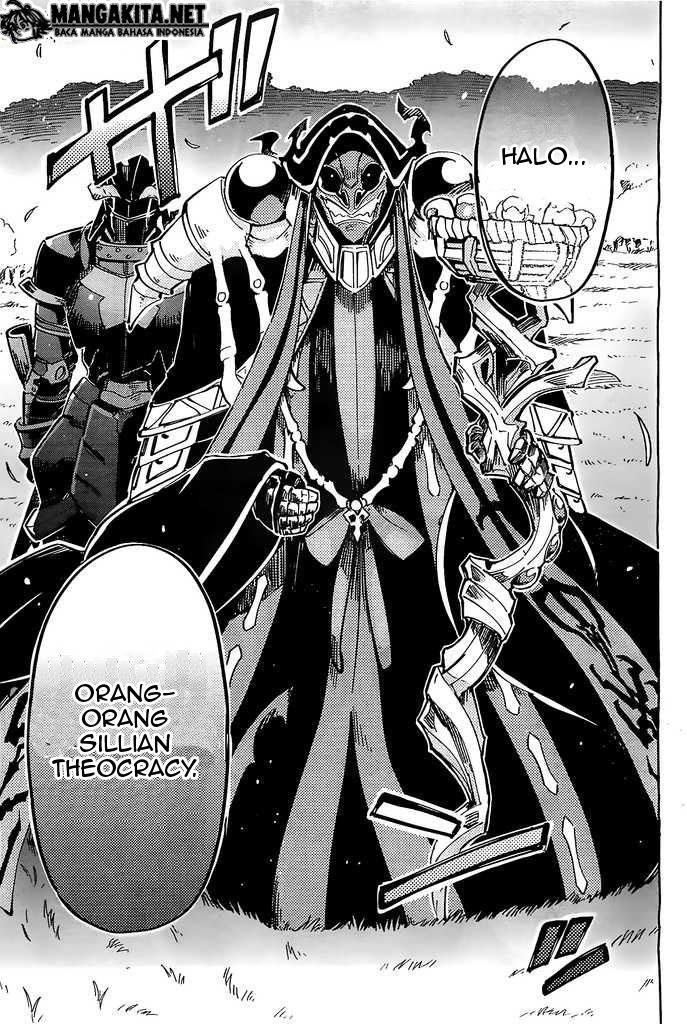 Baca Manga Overlord Chapter 3 Bahasa Indonesia