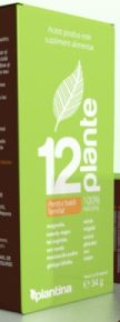 poza cutia supliment alimentar 12 plante Platina Cluj recomandat de Carmen Bruma capsule din plante