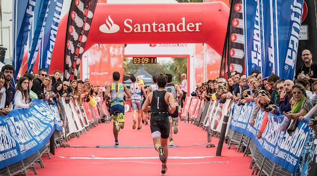 Barcelona Triathlon by Santander 2017