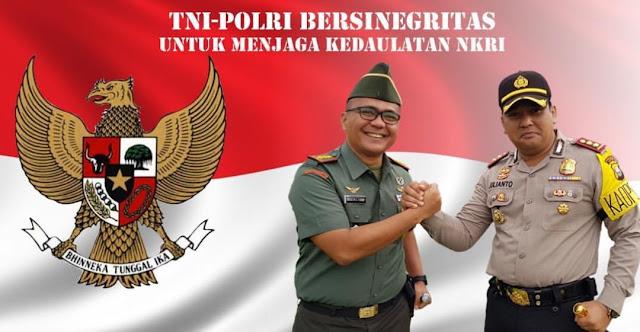 Polres Tana Toraja Ikut Mengutuk Perbuatan Keji Para Teroris di Jawa Timur