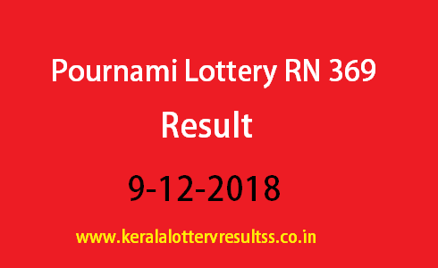 Lottery 369