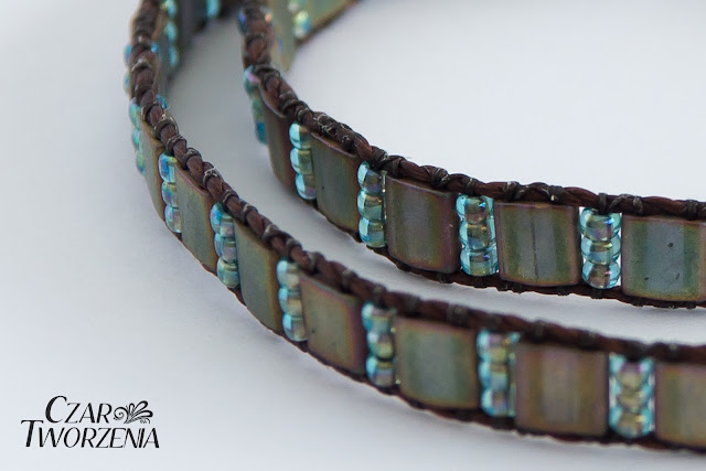 biżuteria ręcznie robiona wrocław bransoletka
