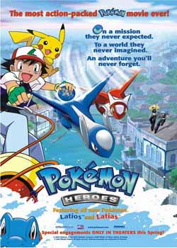 Baixar Torrent Pokemon 5 - Heroes Pokemon Download Grátis