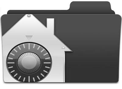طريقة لتشفير و اخفاء الملفات بدون برامج