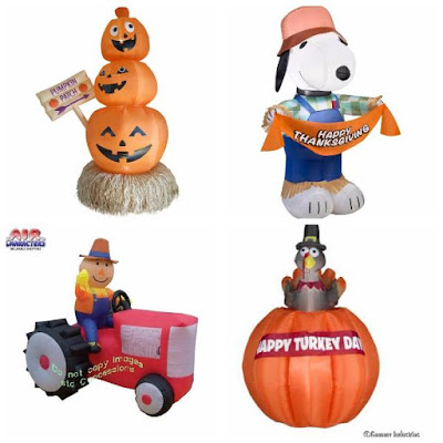 Standard Concession Supply 12 Foot Pumpkin Patch Halloween Inflatable Giveaway Ends 10/9