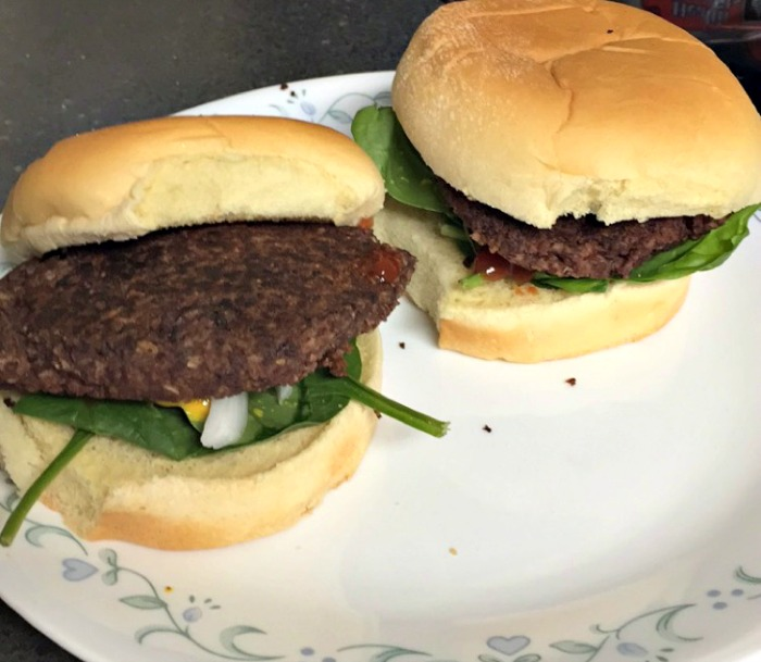 Recipes I've Tried Lately - the best black bean burgers in the world.