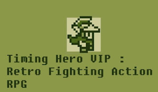 Timing Hero VIP : Retro Fighting Action RPG APK