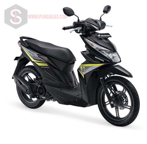 Honda BeaT eSP CBS Garage Black