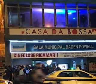 CINECLUBE RICAMAR REABRE EM COPACABANA