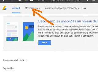طريقة وضع اعلانات جوجل ادسنس في مدونتك بلوجر و الا ماكن التي تريد ان تظهر فيها