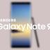 Samsung Galaxy Note 9 também não trará leitor de impressões digitais no ecrã