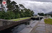 Escocia, Fort William, Escalera de Neptuno