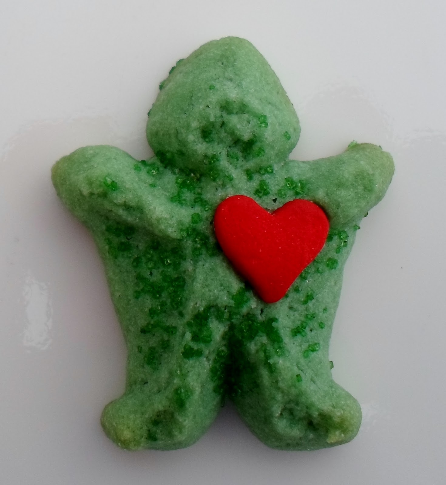 Happier Than A Pig In Mud Mr Grinch Spritz Cookies And Original
