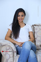 Telugu Actress Mahima Makwana Exclusive Stills in Blue Denim Jeans  0081.JPG