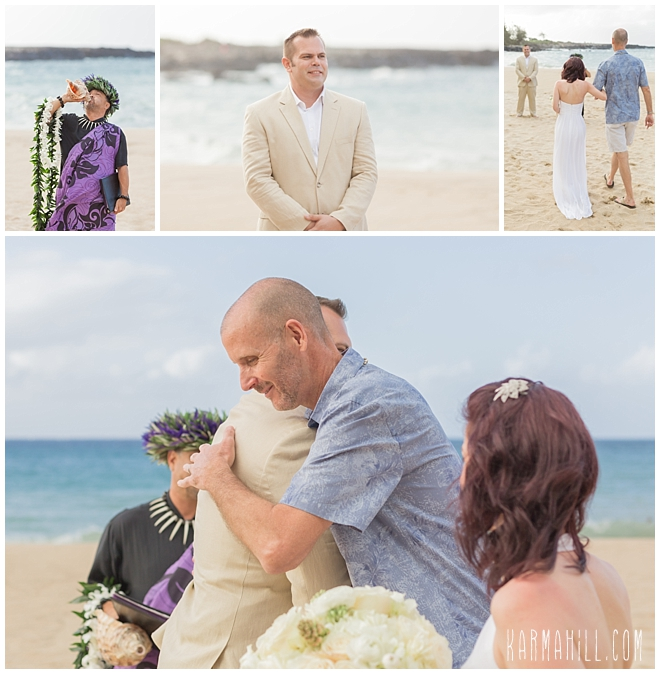 Photographers of Maui Weddings