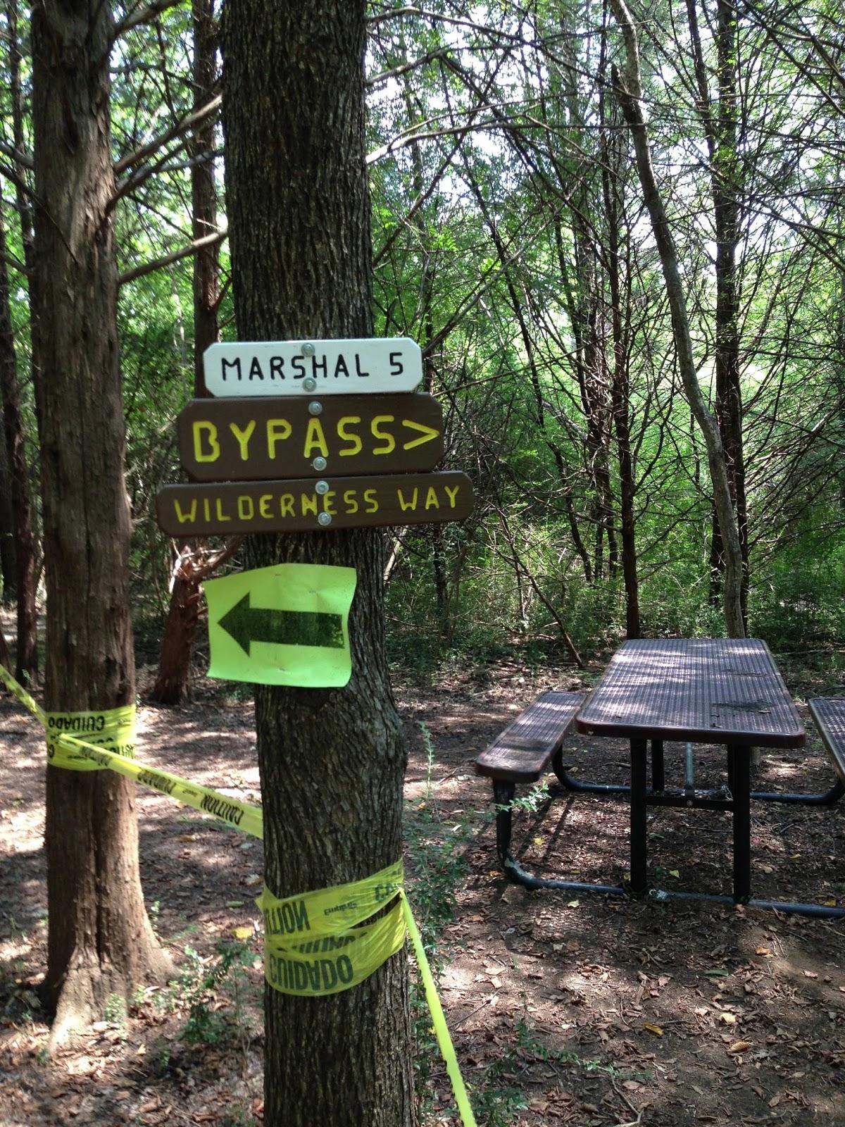 Lb houston nature trails