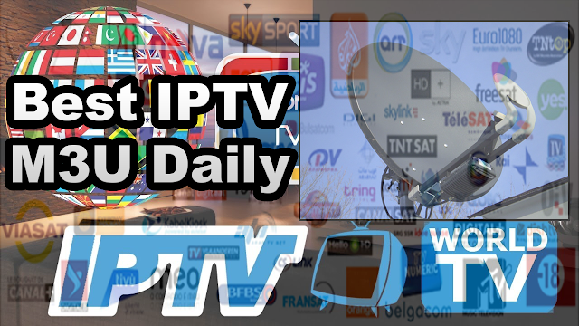BEST FREE IPTV M3U GENERATOR DAILY 1000 SPORTS CHANNELS WORLDWIDE