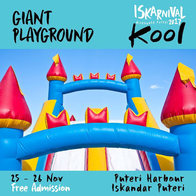 ISKARNIVAL KOOL OUTDOOR ACTIVITIES 2017