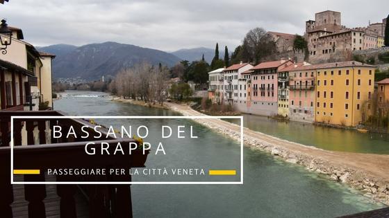 Panorama sul Fiume Brenta
