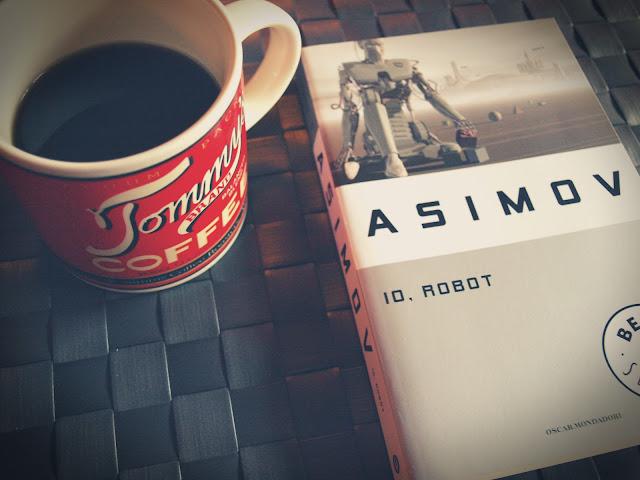 Io, Robot Isaac Asimov