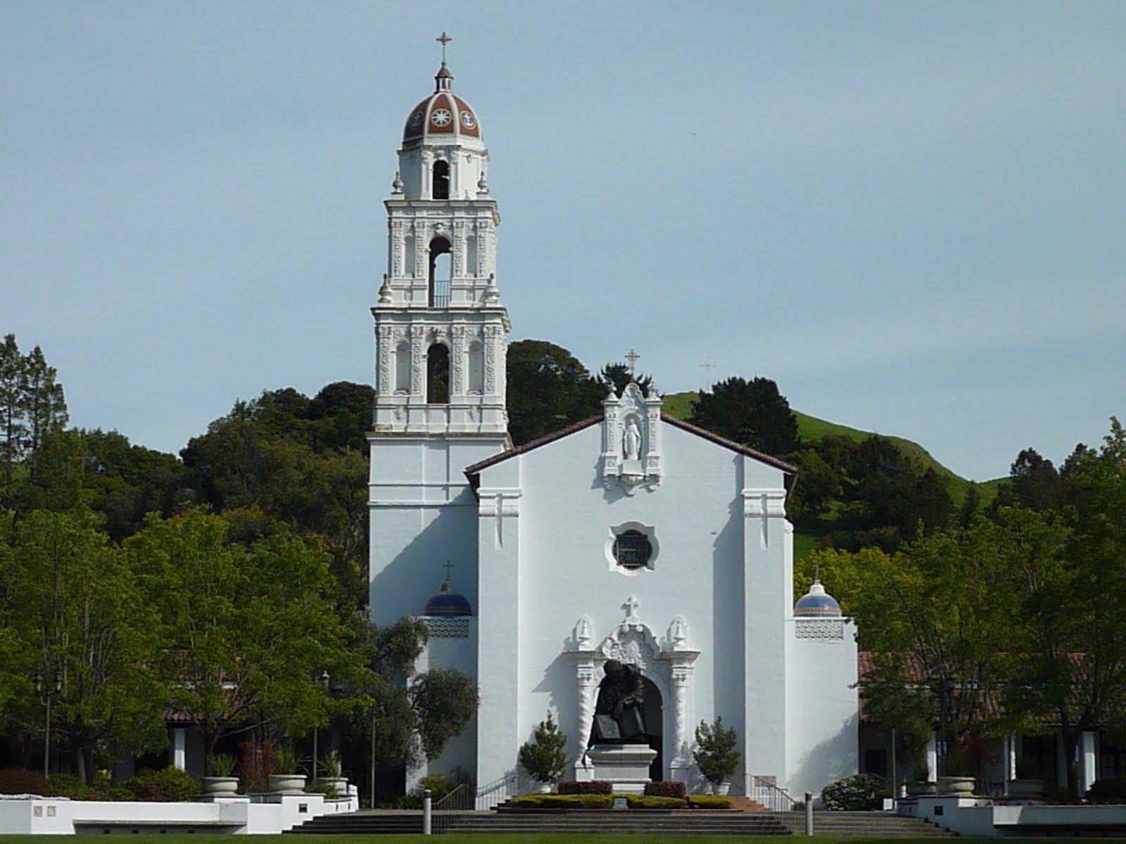 Sports Road Trips: Santa Clara Broncos 1 at Saint Mary's ...