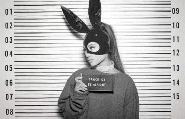"""Ariana Grande es acusada de plagio por la canción """"Be Alright""""."""
