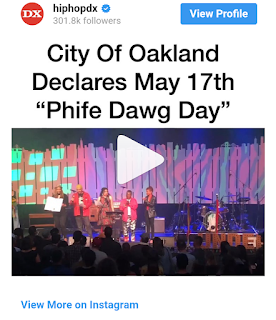 City Of Oakland Officially Declares May 17 Phife Dawg Day