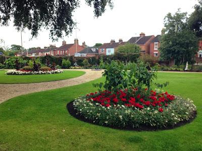 Westbury Manor gardens