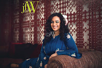 Nitya Menon Photo Shoot  for JFW Magazine TollywoodBlog