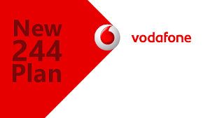 Vodafone 244 and 346 Plans - Free 4G Internet + Calling For 70 Days