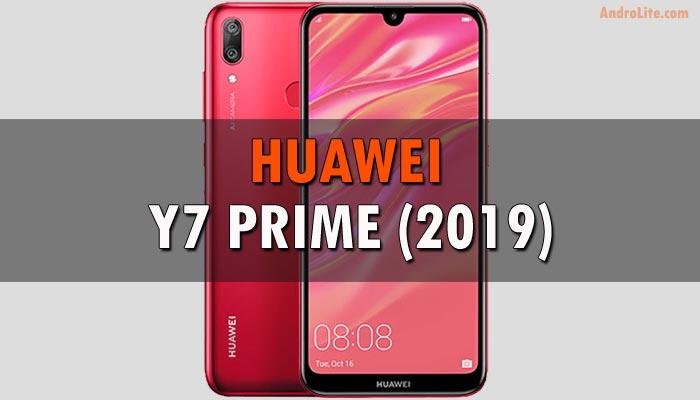 Harga Huawei Y7 Prime (2019) dan Spesifikasi Lengkap