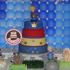 bolo aniversário pequeno principe