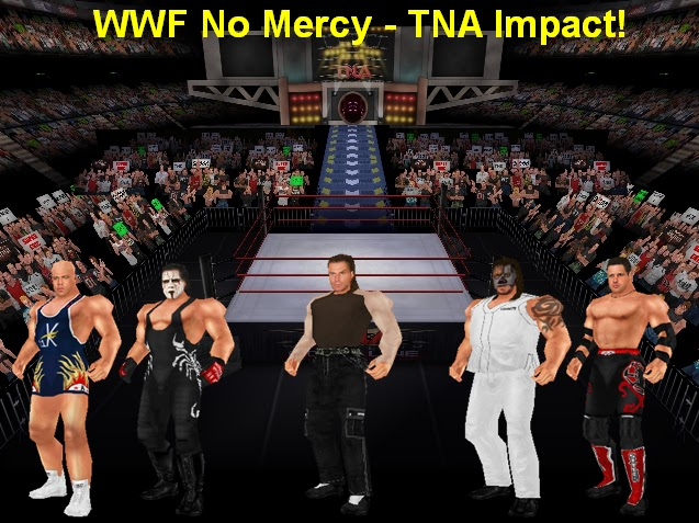 WWF No Mercy Mods