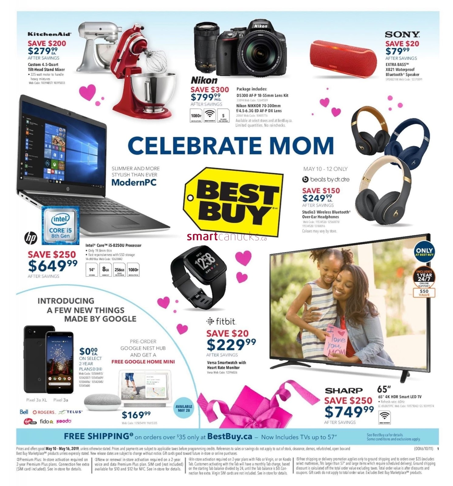 Best Buy Canada Flyer Valid February 26 March 4 2021 Get Incredible Savings Weekly Flyers Ontario