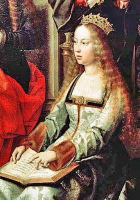Hasil gambar untuk Lukisan isabella