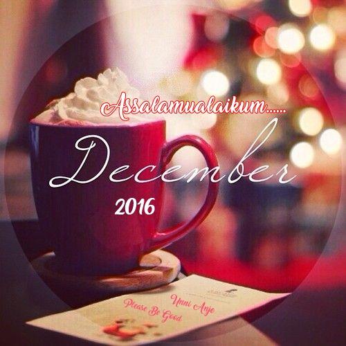 Assalamualaikum December