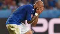 Italia vs Republik Irlandia 0-1 Video Gol & Highlights