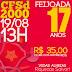 "FEIJOADA DA "" TURMA CFSD 2000"" ORGULHO DO BRASIL!!!"