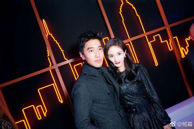 Yang Mi Mark Chao