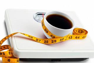 el café ayuda a perder peso