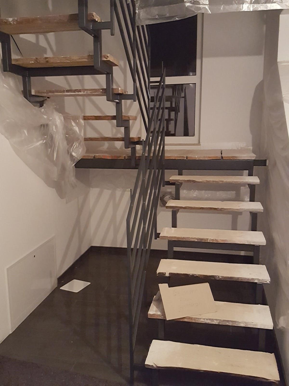 Berühmt Hausbau-Nickern Blog: TAG 151 - Fußboden Wohnzimmer, 2. Anstrich @DO_68