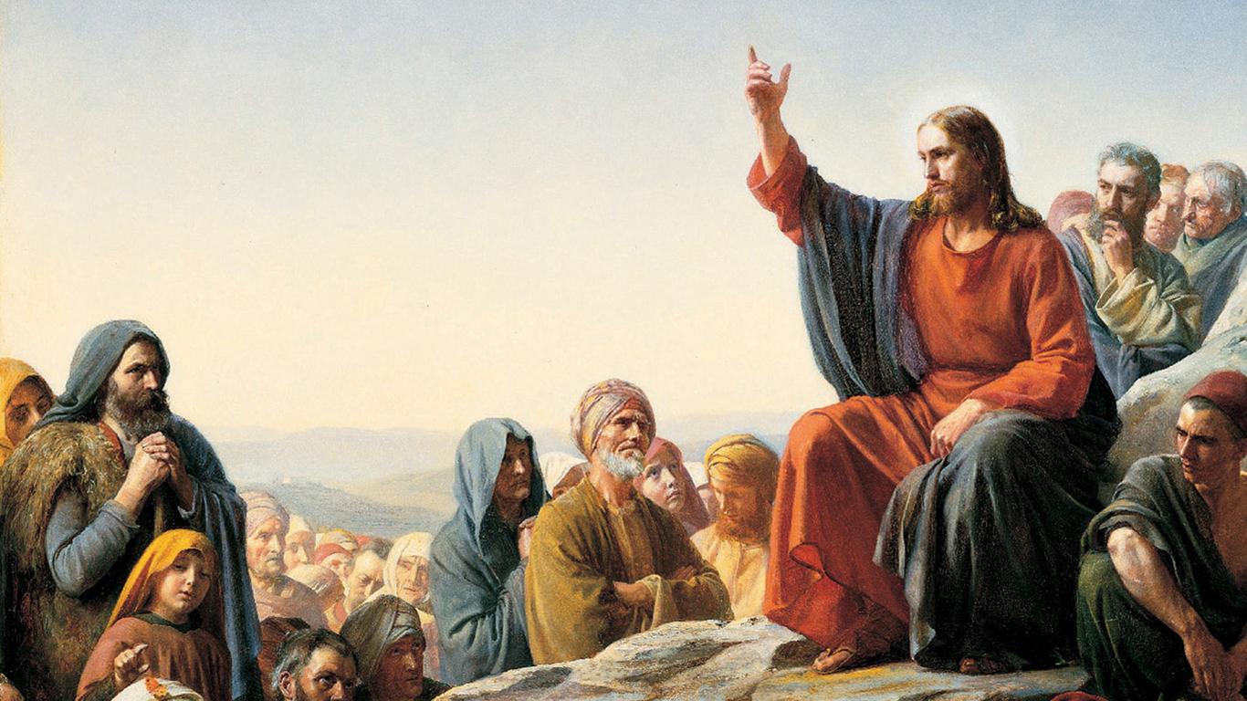Wallpaper Yesus Di Salib