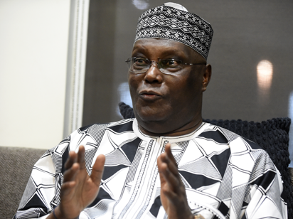 Challenge your defeat in a peaceful manner, UK tells Atiku