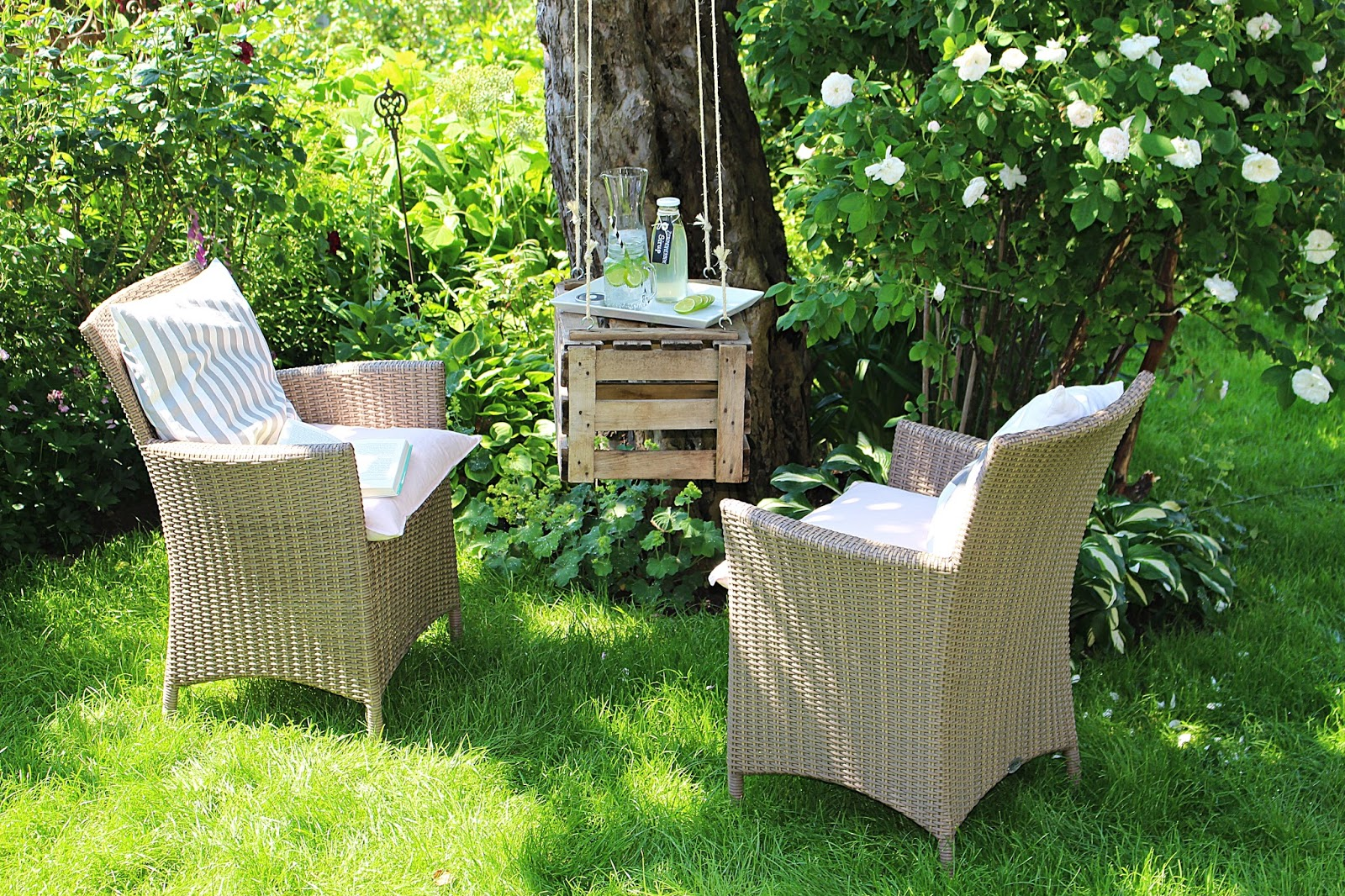 unterm apfelbaum hauszeit. Black Bedroom Furniture Sets. Home Design Ideas