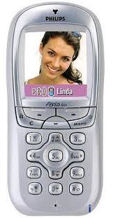 Spesifikasi Handphone Philips Fisio 820