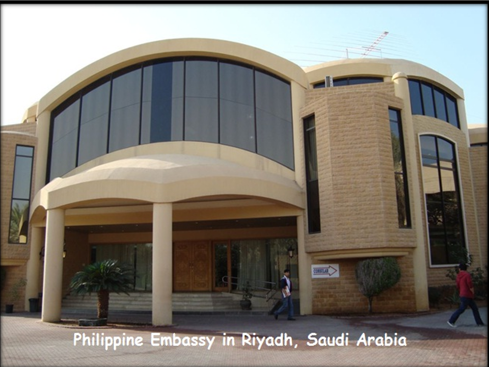 "Saudi employer abandons Filipino woman in critical condition  A Saudi Arabian recently abandoned a gravely ill Filipino female employee  at the gate of the Philippine Embassy in Riyadh.  On April 9, Marciana ""Shane"" Belino, 36, from Castañeda, Nueva Viscaya, was first sheltered at Bahay Kalinga, the Philippine Overseas Labor Office (Polo) in Riyadh told the Inquirer in an email.  Then on April 11, she was taken to the King Saud Medical City, where she was transferred to the intensive care unit. ""The SRA Saudi Manpower Recruitment Office is extending their assistance to OFW Belino,"" Polo said. ""The POLO & SRA will be facilitating the repatriation of the worker once she's ready for discharged.""  But the family of Belino expressed concern that the Philippine authorities might not be monitoring her case. According to her sister-in-law, Juvy Belino, another overseas Filipino worker went to the hospital to check on Belino and found out the she needed to undergo an operation.  ""The Polo and the agency are giving us conflicting information,"" Juvy Belino told INQUIRER.net in a phone intervfiew. ""They said that our sister is okay and stable, but we found out that she's not.""  She said SRA Saudi Manpower Recruitment only contacted them last April 19 and the Polo-Riyadh only on April 26. Another Filipino in Saudi Arabia told Juvy that the doctors needed her passport and Iqama (residence permit) so they could proceed with the treatment.  As of this writing, Polo had not responded to the inquiry on Belino's documents and other belongings, but the agency said it was coordinating with the employer.  Juvy said that they appealed for Polo's help so that at least one relative could visit their sister and take care of her. ""We feel that the agency and Polo are not taking good care of her,"" Juvy said. ""According to our contacts at the hospital, they haven't visited her since she was brought there.""  ""We asked if they could help at least one of us to go to Riyadh,"" she added. ""But they told us that it's a lot of work and getting a visa may be hard.""  In a follow up inquiry, INQUIRER.net learned from Polo-Riyadh that its personnel were doing their best for Belino.  ""The SRA coordinated with the employer already,"" Polo said. ""The employer will give exit visa, passport, ticket and other assistance once the patient will be stabled and ready for discharge."" But the family said that without the operation Belino could not be repatriated. The Belino family called on the Polo to act swiftly on Marciana's case and also appealed to other Filipinos in Riyadh to help monitor her condition."
