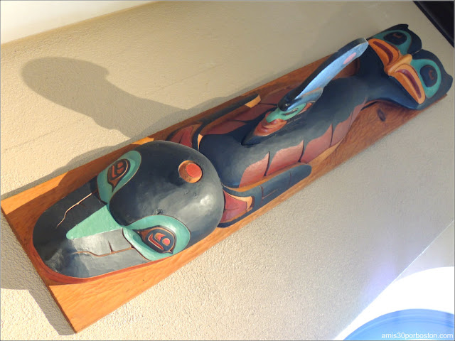 A Voyage Around the World: Cultures Abroad, Cultures at Home: Totem