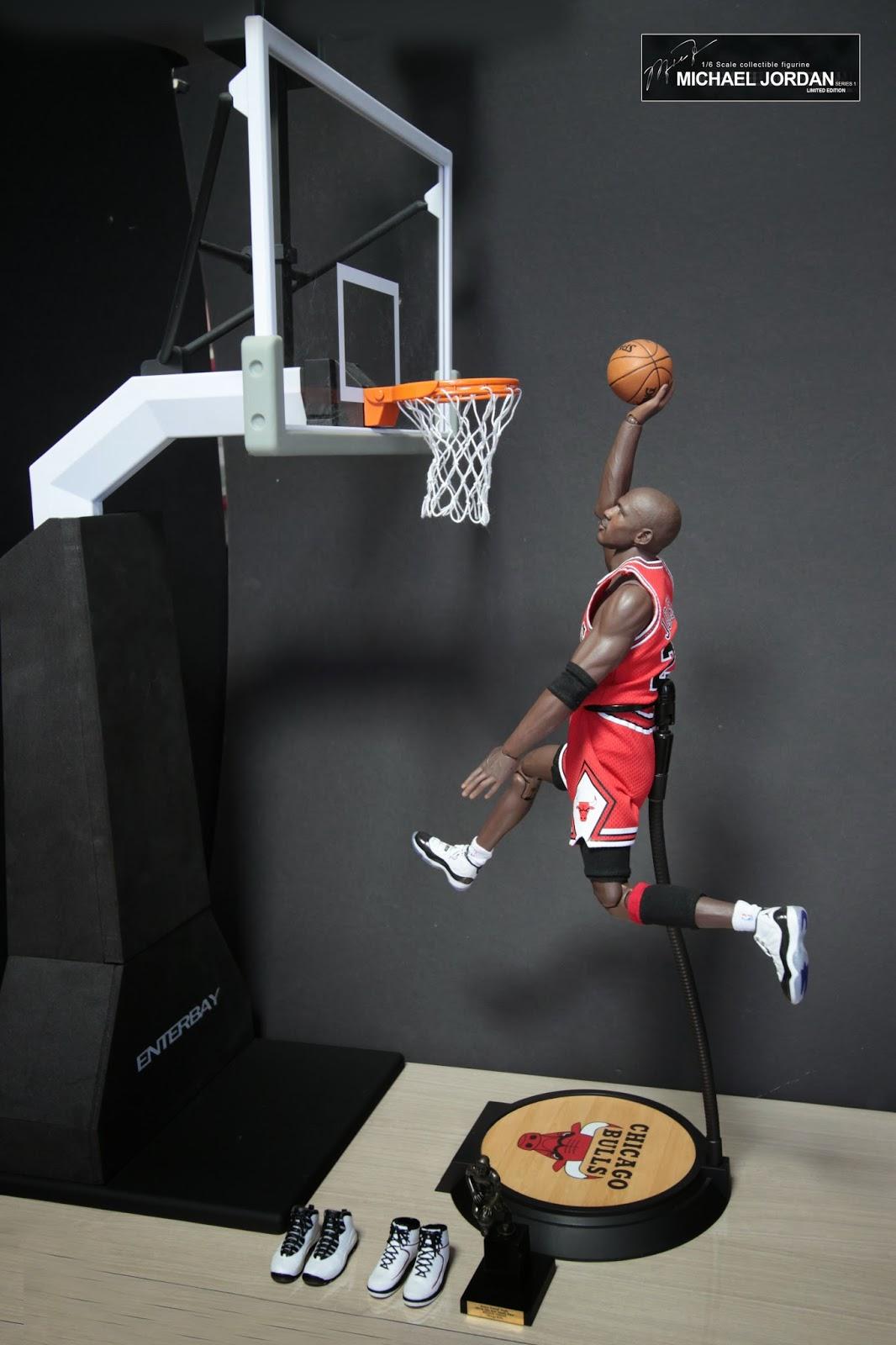 TSR: All Time NBA Legend - Michael Jordan 1/6 scale from ...